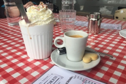 Hot Chocolate and Coffee
