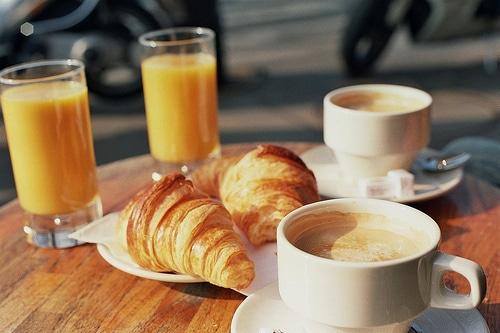 Coffee & Juice - information overload