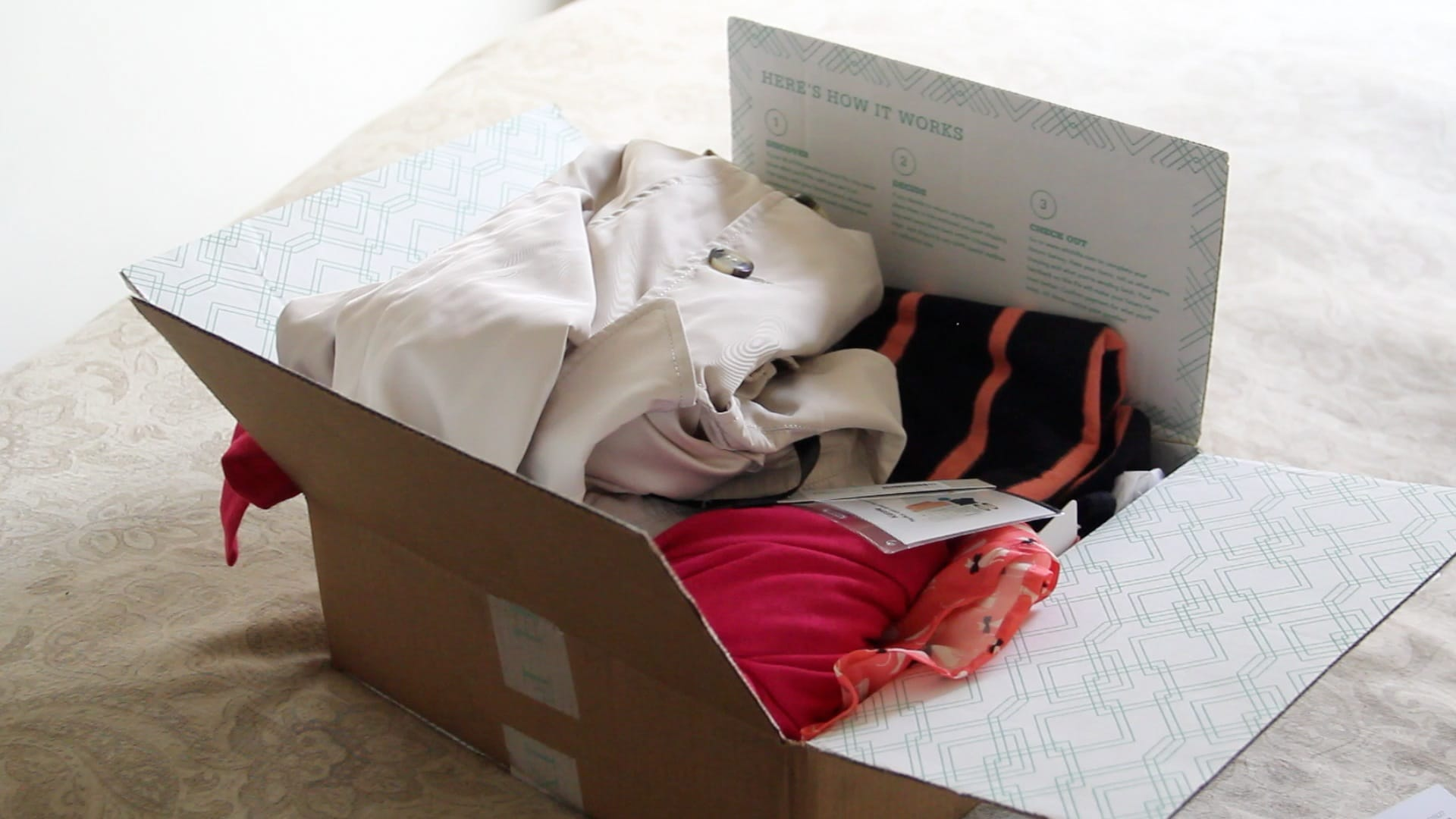 Clothes in a Box