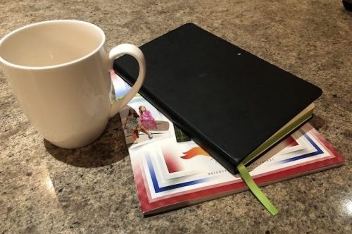 Coffee and Catalogue