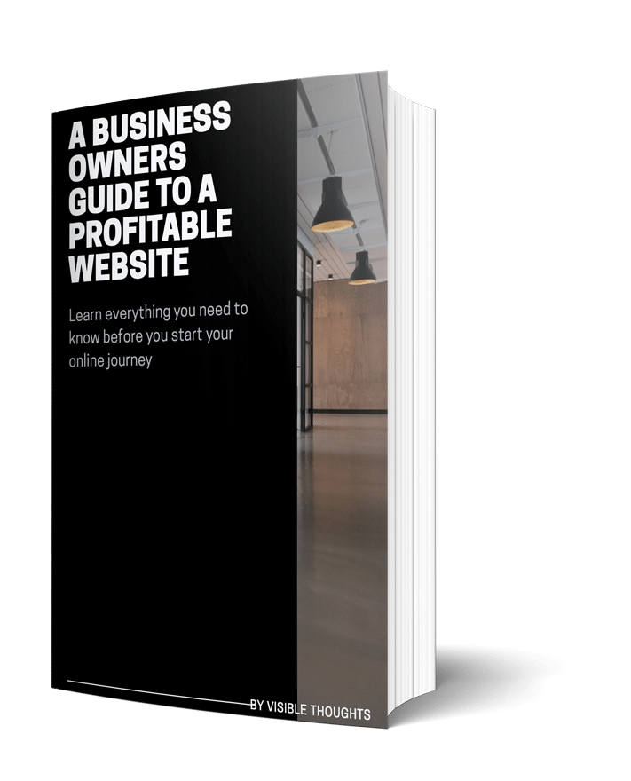 A Business Owners Guide To A Profitable Website