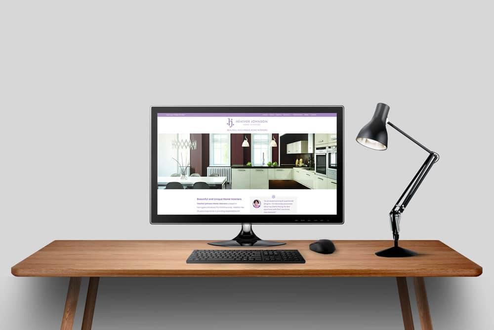 Interior Design Website - HJ Home Interiors