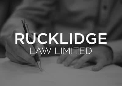Rucklidge Law