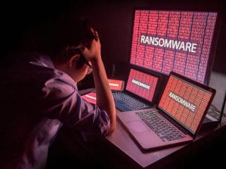 What is a Ransomware attack and who are the real victims ?